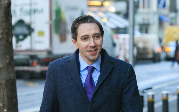 Health Minister Simon Harris's department is working on legislation. Photo: Gareth Chaney/Collins