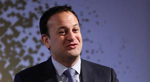 Leo Varadkar wants bills paid. Photo: Maxwells Dublin