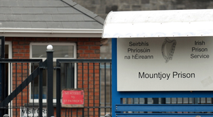Mountjoy prison, which could be used to house the homeless