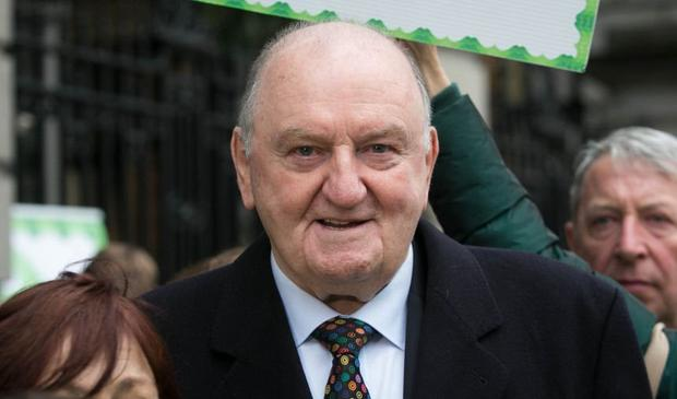 George Hook's new show has been pushed back until 2018