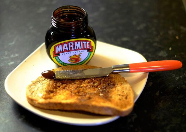 Marmite may be really, really good for those eating it