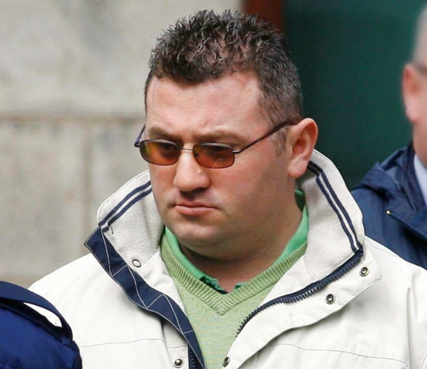 Former INLA leader Declan 'Whacker' Duffy admitted assault. Photo: Courtpix