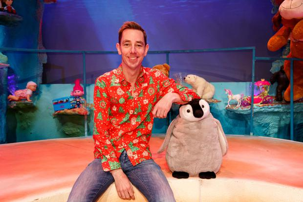 Ryan Tubridy. Photo: Andres Poveda