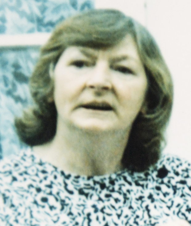 Victim Rose Hanrahan