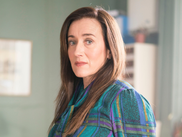 Maria Doyle Kennedy in Striking Out