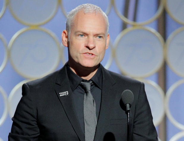 Director Martin McDonagh. Photo: Reuters
