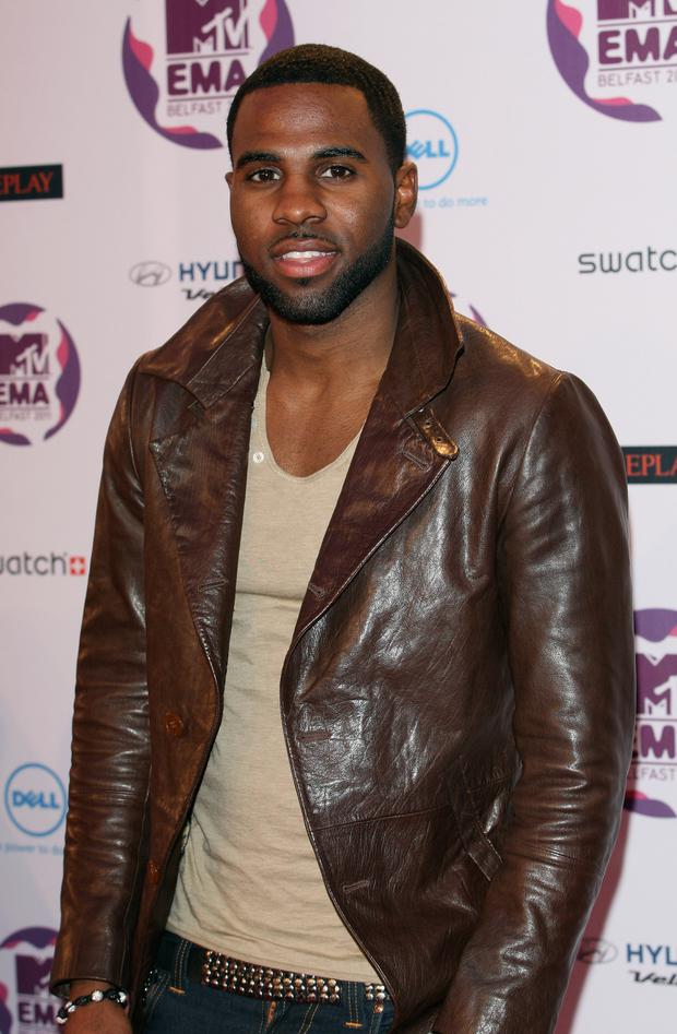 Jason Derulo played a gig before the alleged incidents