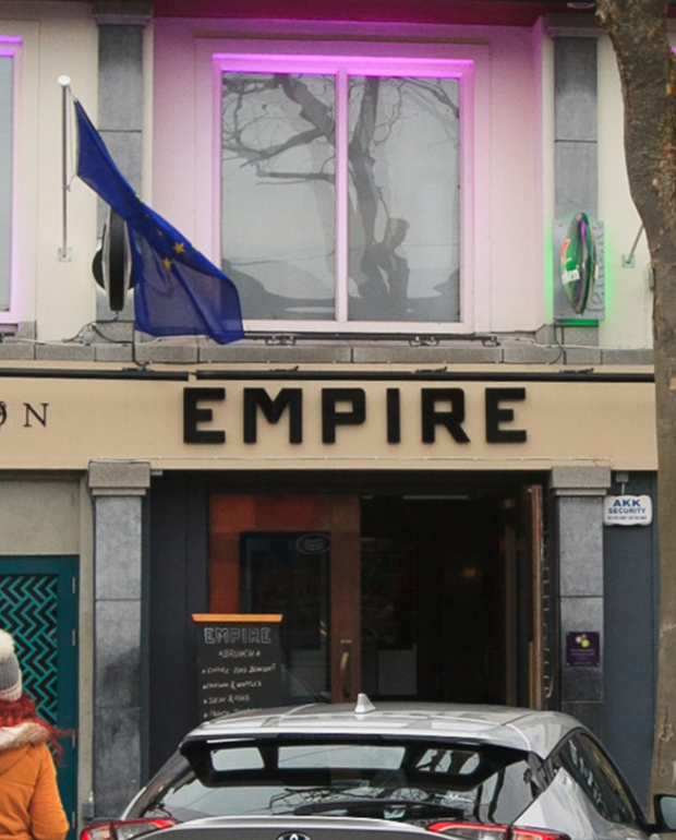 The Empire bar in Swords