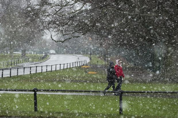 Storm Fionn set to batter United Kingdom as amber weather warnings issued