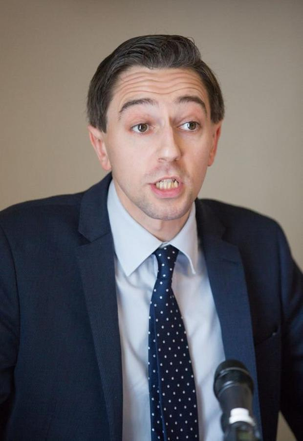 Health Minister Simon Harris opens debate on the Eighth