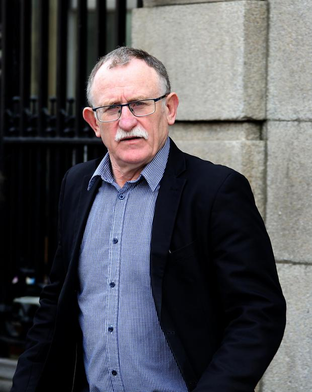 Sinn Fein TD Dessie Ellis. Photo: Tom Burke