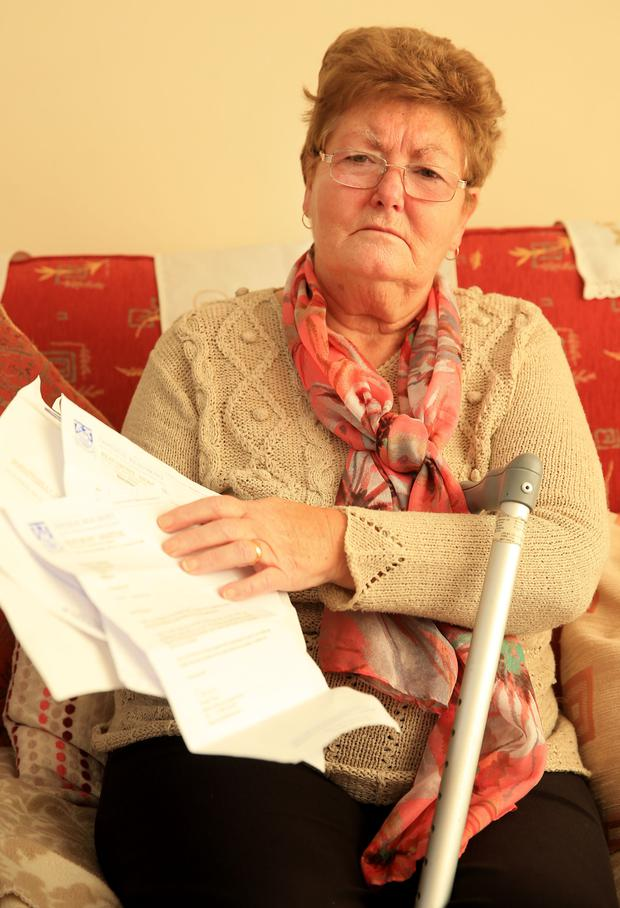 Betty Farnham has been waiting for an appointment to see a specialist since 2015