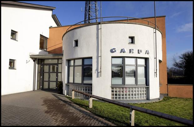 The gangster is being held at Blanchardstown Garda Station