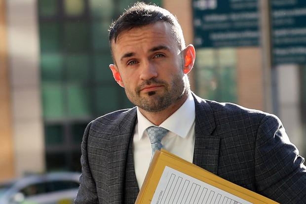 Aonghus McCarthy was told to pay €1,250 to a drugs charity