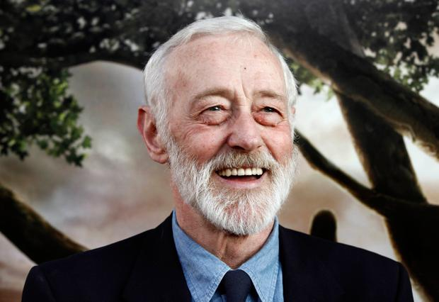 The late John Mahoney