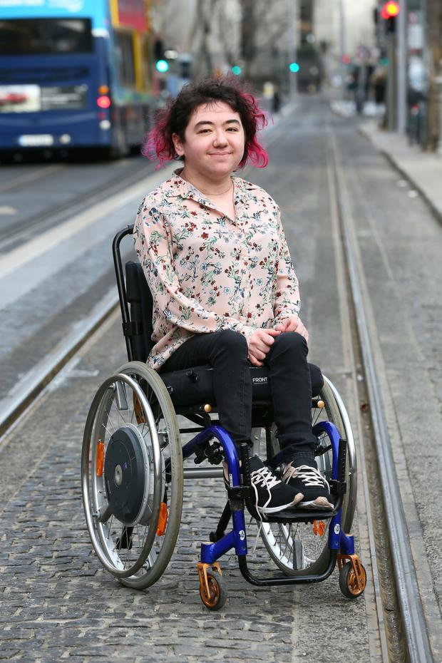 Alannah Murray told of her nightmare bus journey