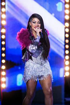 Rapper Tamara Operi is going to give her all on Ireland's Got Talent tomorrow night