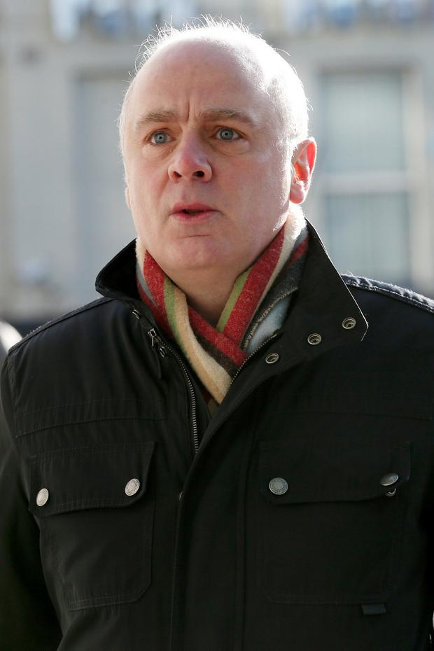David Drumm has pleaded not guilty to two charges