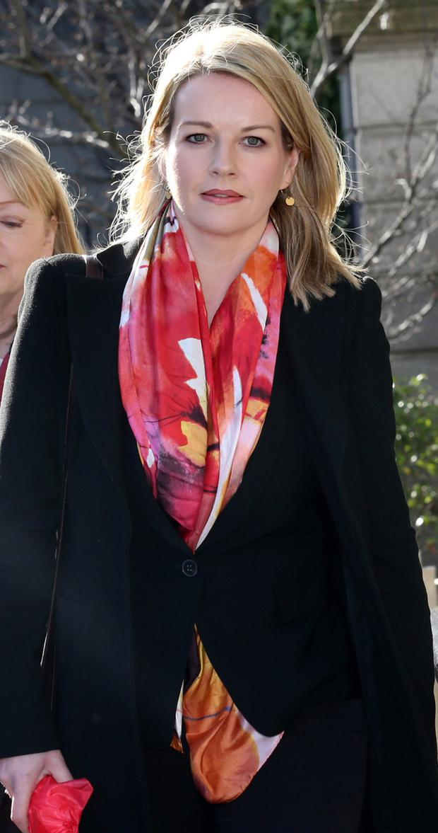 RTE's Claire Byrne