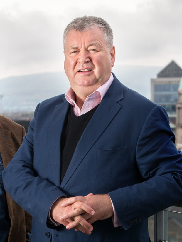 Liveline presenter Joe Duffy