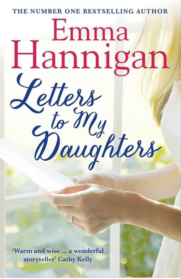 Emma Hannigan's Novel, Letters to My Daughter