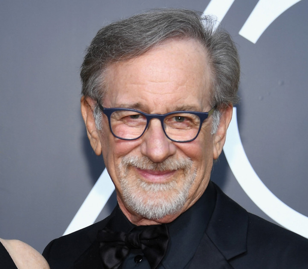 Acclaimed director Steven Spielberg