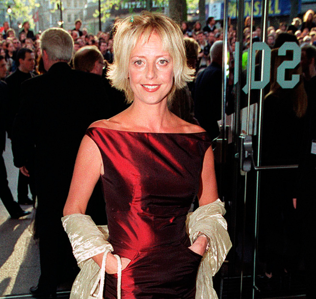 Emma Chambers died of natural causes
