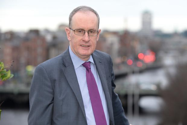 Dublin City Council chief executive Owen Keegan