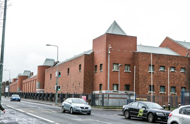 Contingency measures have been put in place at Mountjoy