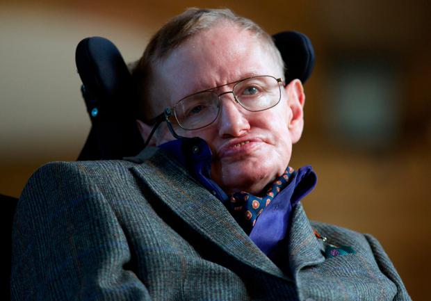 Prof Stephen Hawking. Photo: AFP/Getty