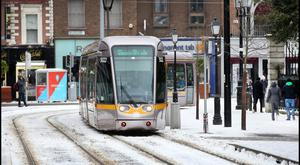 Two new super-long Luas trams which cost the State €4m each have been taken out of service, the National Transport Authority (NTA) has confirmed.
