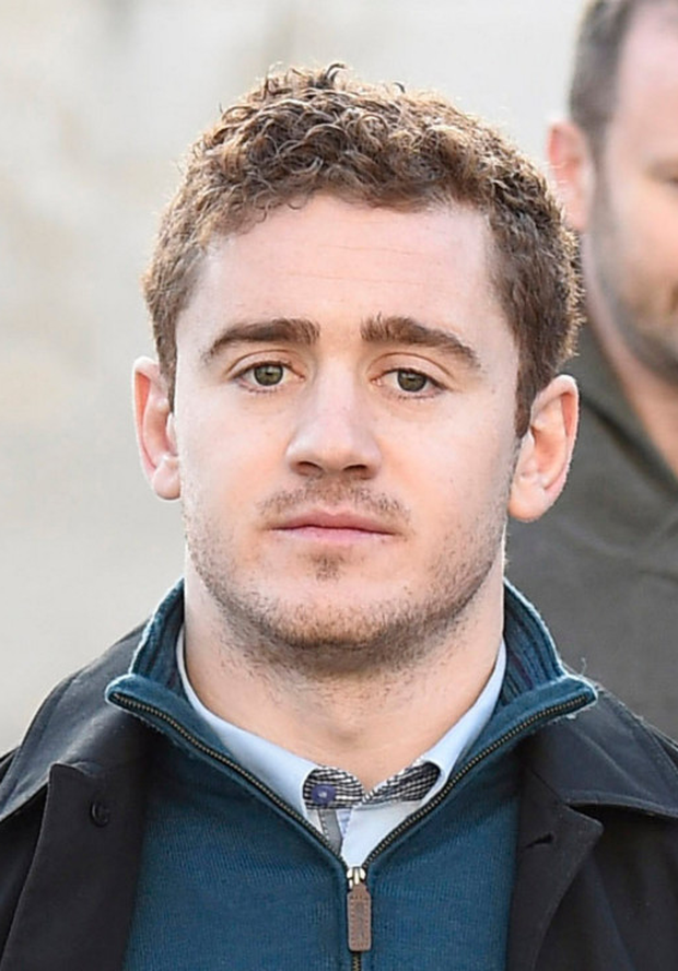 Defendant Paddy Jackson