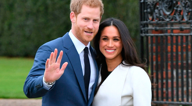 Prince Harry and Meghan Markle will visit Ireland. Photo: Dominic Lipinski/PA Wire