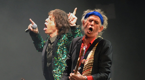 The Rolling Stones will perform at Croke Park on May 17