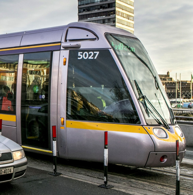 Luas planning was criticised