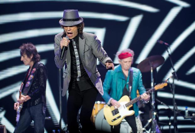The Rolling Stones will play Croke Park this summer