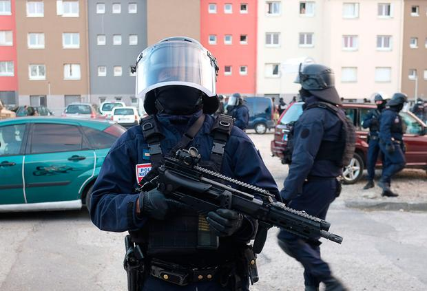 French police officer dies after swapping places with hostage