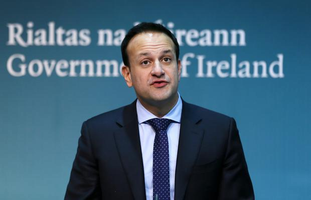 "Mr Varadkar's spokesperson noted the SCU's ""good work"""
