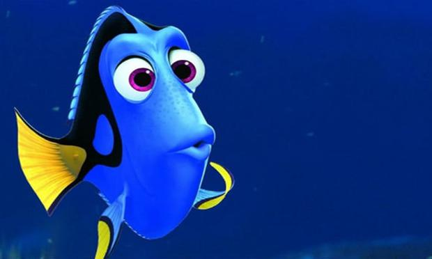 Family went to Finding Dory