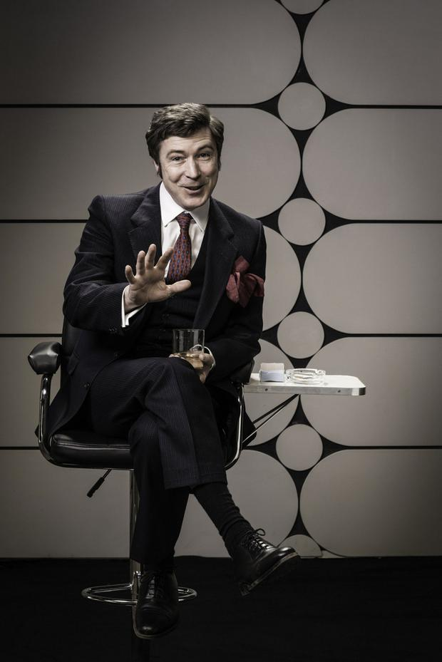 Aiden Gillen as Dave Allen