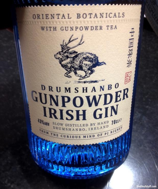 Popular brand Gunpowder