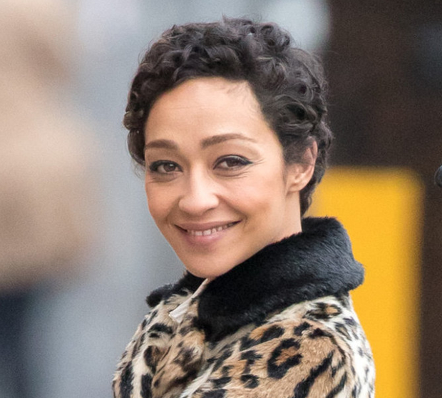 Ruth Negga has reportedly split from Dominic Cooper. Photo: RB/Bauer-Griffin