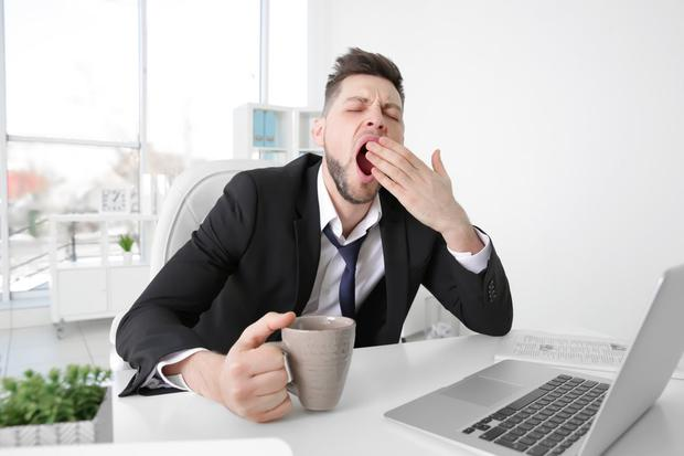 Most Irish workers admit to not getting enough sleep
