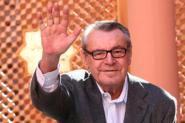 DIrector Milos Forman Photo: AP