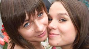 Liga Skromane (pictured right with her sister Ilze) disappeared on holiday in India a month ago