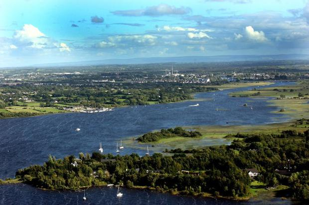 Irish Water hopes to extract water from the River Shannon