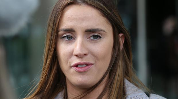Leanne Murphy waived her right to anonymity so that Christopher Redmond could be named