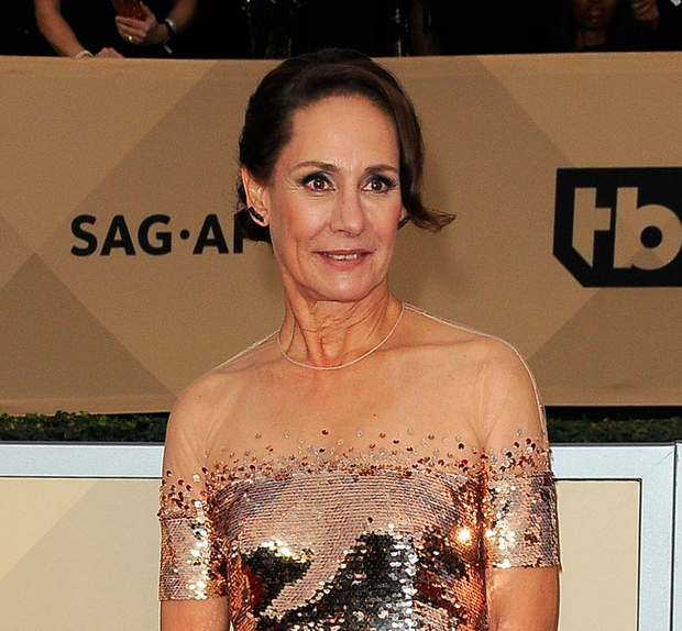 Actress Laurie Metcalf hit it off with Saoirse Ronan