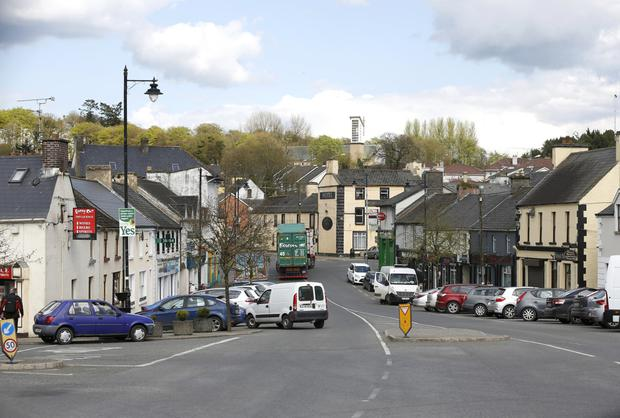 A man and a woman were threatened in Ballyjamesduff