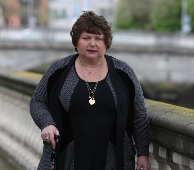 Irish Life hired the investigator to snoop on Elaine Fenton